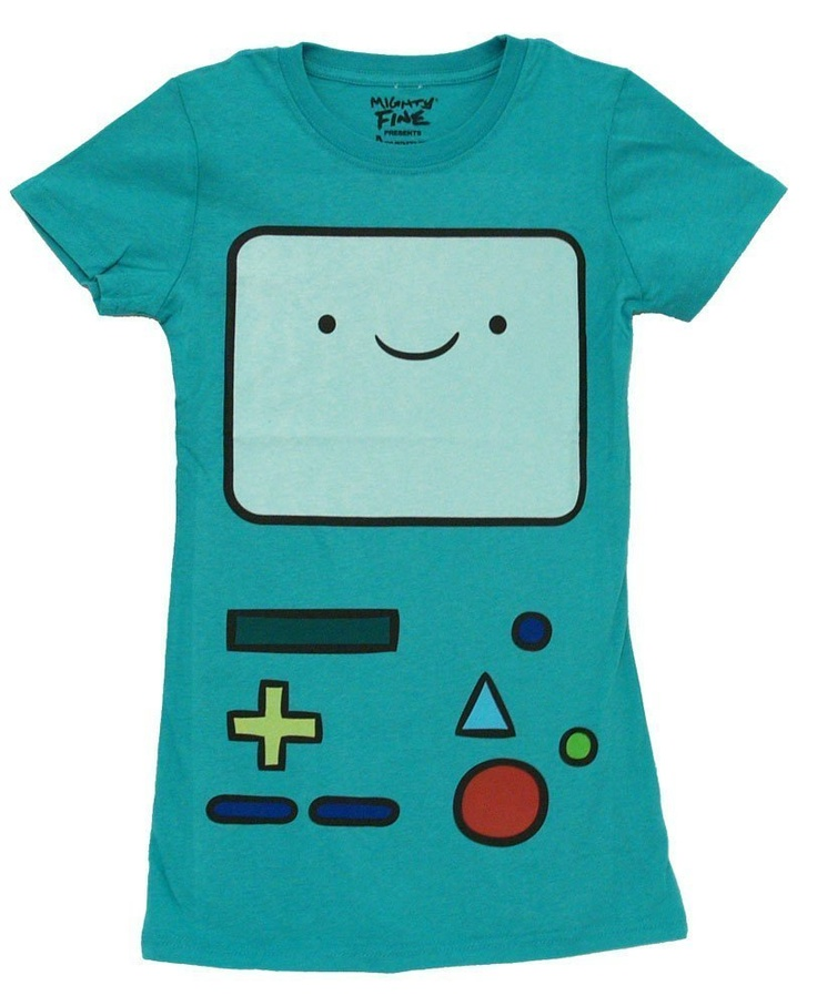 Amazon.com: Adventure Time Juniors Character T-shirts: Clothing