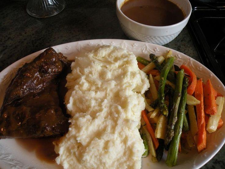 Nan's Easiest Pot Roast Ever | Food | Pinterest