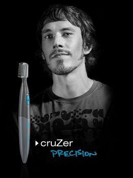 Braun cruZer face/high definition - Emil Kozak #beardtrimmers
