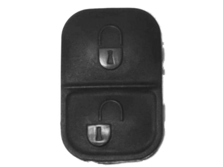 Keyless entry remote fob replacement buttons fits for Mercedes benz keyless entry