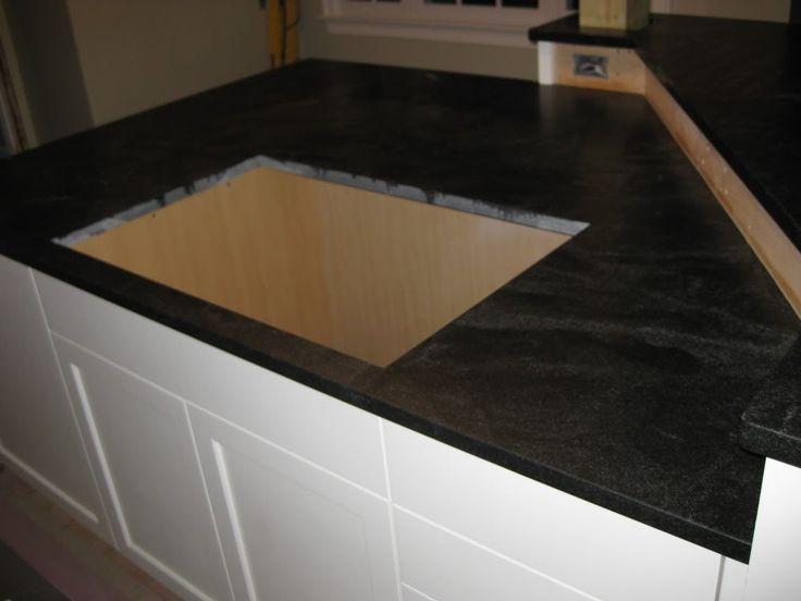Granite That Looks Like Soapstone : Jet mist black honed pinterest