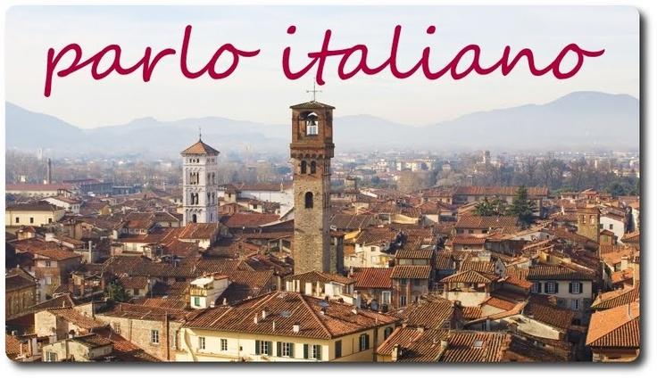 Learn Italian :)