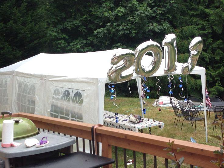 Triyae.com = Ideas For Backyard Graduation Party ~ Various design inspiration for backyard