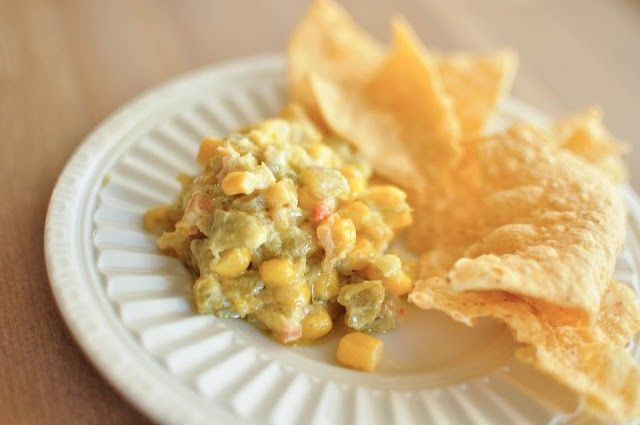 Hot Corn Dip   To Make... snacks and apps   Pinterest
