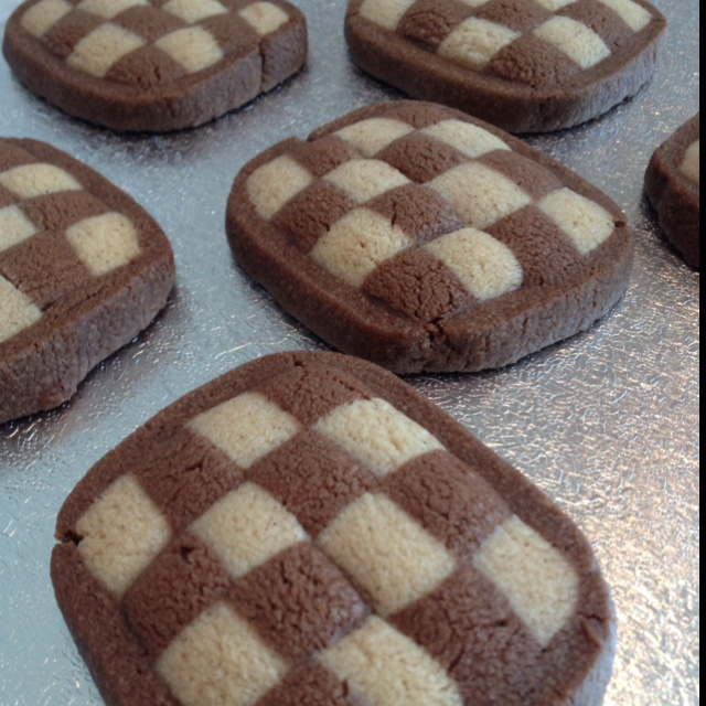 Intensely Chocolate Sables Recipes — Dishmaps