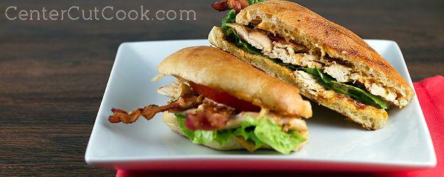 chicken club sandwich chipotle mayo, use rotisserie chicken really ...