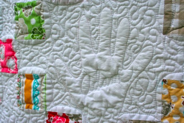 Hand Quilting Patterns For Baby Quilts : hand print Quilting designs Pinterest