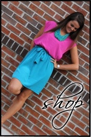 amour boutique :: they have tons of cute stuff and prices that are totally reasonable!