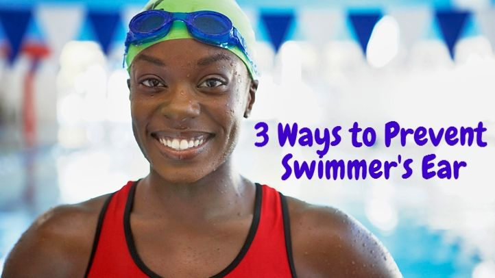 3 Tips to Stop Swimmers Ear Before It Starts