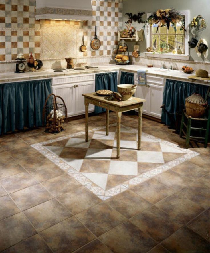 Rustic french country kitchen design french kitchen French country kitchen decor