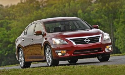 Pros and cons of the 2014 Nissan Altima