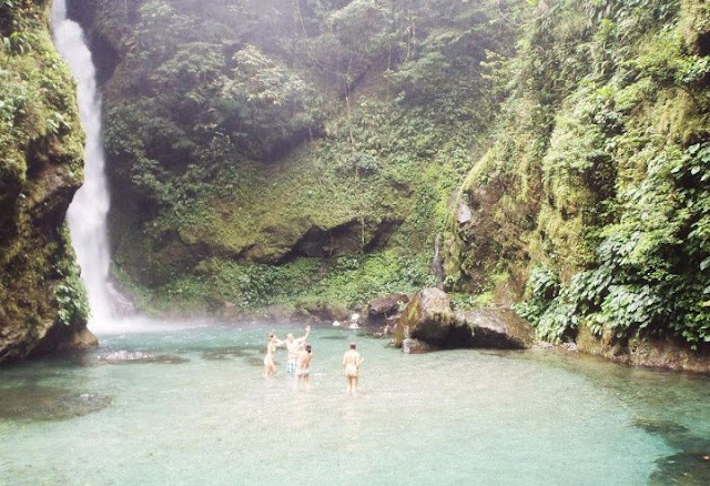 Baler Philippines  city images : Waterfall hike at Baler, Philippines | Wanderlust | Pinterest