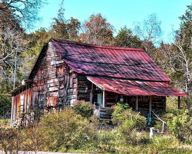 Old log cabin log cabins and handmade houses pinterest for Old rustic cabins