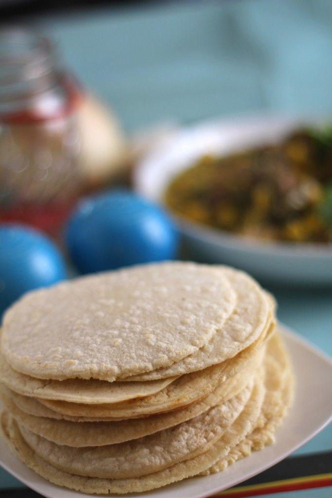 Easy Homemade Corn Tortillas | Recipe