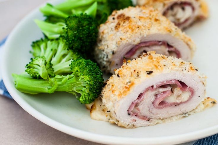Baked Chicken Cordon Bleu Recipe > Weeknight Recipes by Cook Smarts