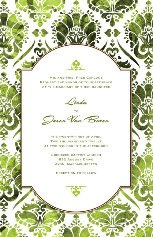 Vistaprint Wedding Invites for your inspiration to make invitation template look beautiful