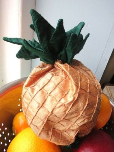 Pineapple reticule thedreamstress.com | Regency - Reticules | Pintere ...