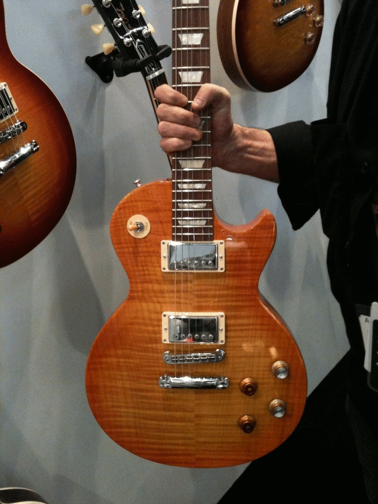 Gary moore les paul guitar strings and other things - Gibson gary moore ...