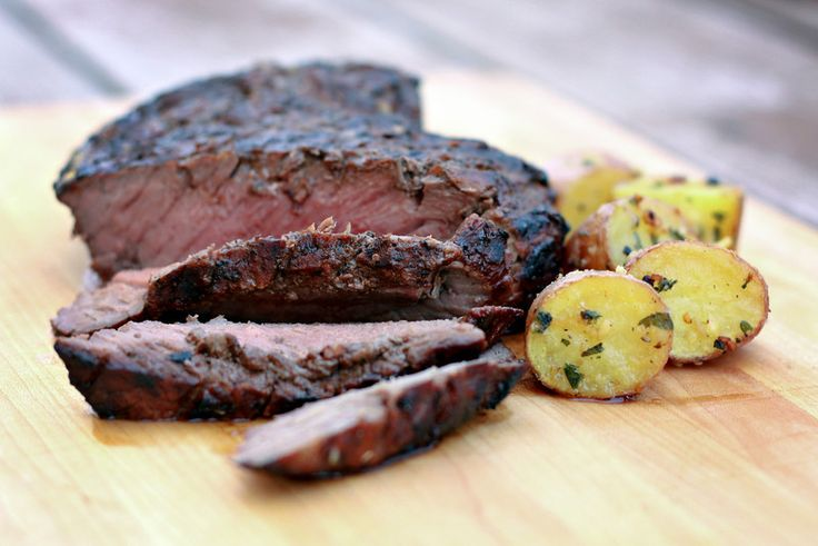 Let's Dish Recipes: MARINATED LONDON BROIL