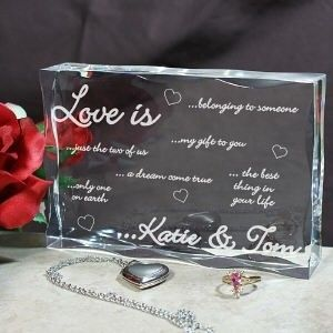 engraved valentine's day gifts for him