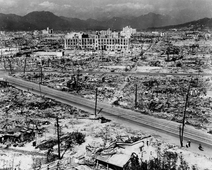 Essay on the dropping of Atomic bomb on Japan