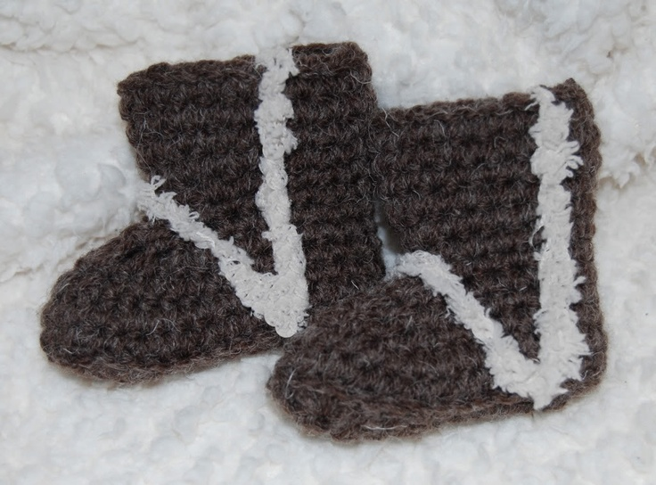 Baby Ugg Crochet Boots Patterns Free Santa Barbara Institute For