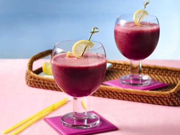 Blueberry Hard Lemonade Recipe — Dishmaps