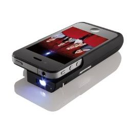 Gift Idea: Pocket Projector for iPhone 4