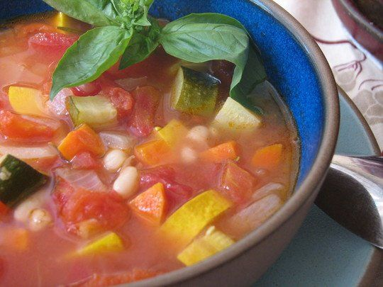 Gay's Fast and Easy Veggie Soup Quick Weeknight Meals Recipe Contest ...