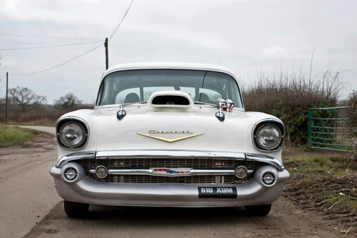 1954 Chevy Gasser Fiat Punto Classic Tuning Picture Car Tuning