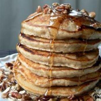 Oatmeal Pancakes II | Favorites | Pinterest