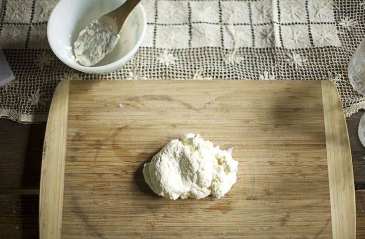 Homemade butter...would love to try with goats milk!!