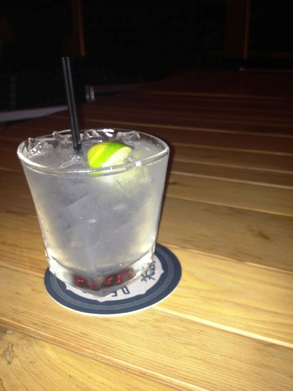 Del Frisco's Grille's The Remedy rocks! Made with Smirnoff Coconut ...