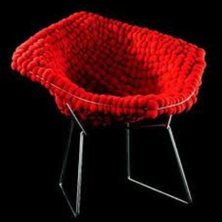 Red noses chair :o)