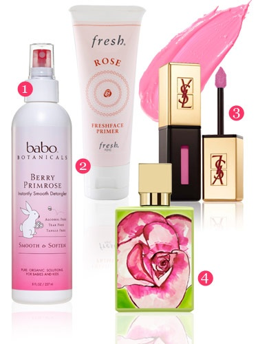 Invest in some ultra-femme, floral products that have Prim's name all over them (literally). #hungergames #Primrose