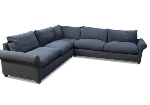 Sectional (two-pieces)  Different Styles of Sofas  Pinterest