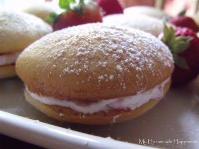 raspberry lemon whoopie pies | Cake, cupcakes, and whoopie pies | Pin ...