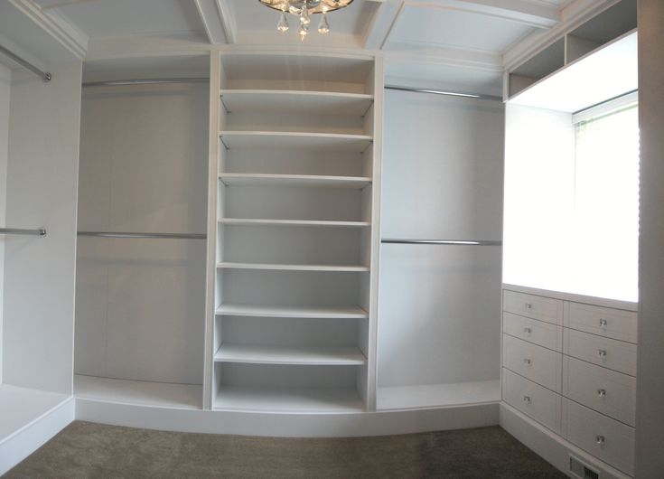 how to build a built in closet