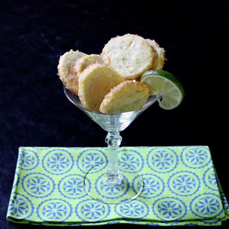 Margarita Cookies | Recipes - Desserts | Pinterest
