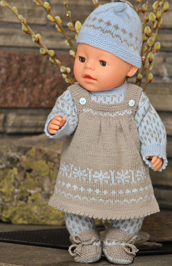 baby doll clothes patterns | Waldorf doll | Pinterest