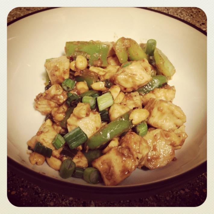 Kung Pao Chicken Recipe | Ethnic | Pinterest