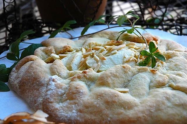 ... make an apple galette apple toffee galette caramel ized apple galette