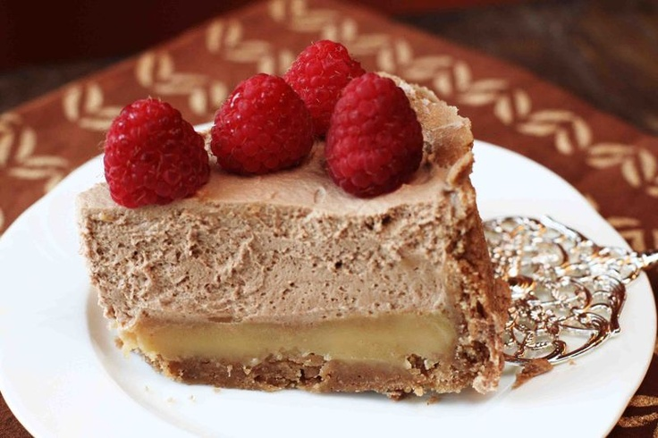 Milk Chocolate Caramel Tart | Food | Pinterest