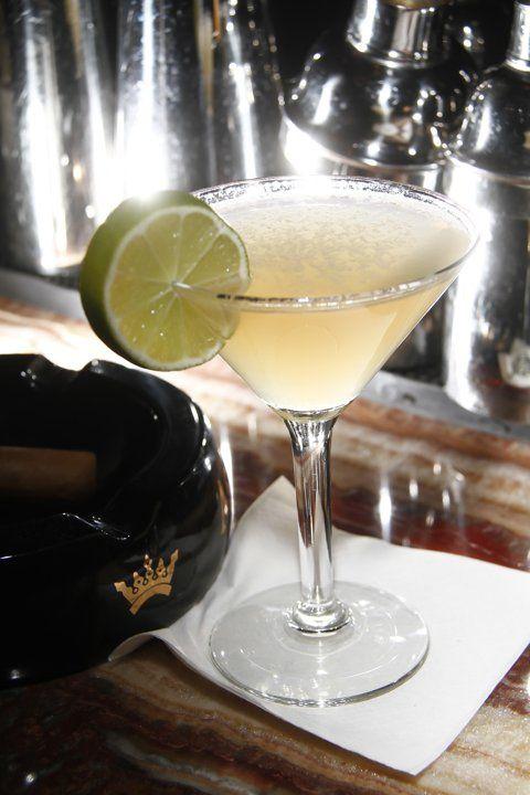Classic daiquiri: 2 ounces of rum, 1 ounce fresh lime juice, ½ ounce ...