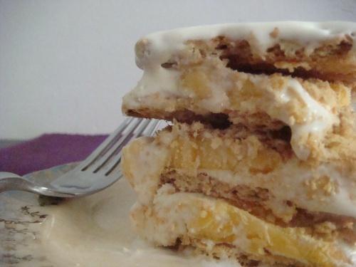 mango icebox cake - | Pies, Puffs, and Panacotta, etc.,etc.,etc ...