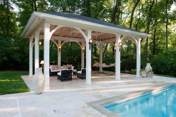 Pool pavilion Architecture Pinterest