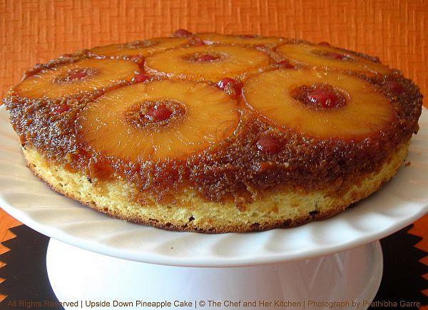 Pineapple Upside Down Cake   Food - Cakes, Cupcakes, Donuts & Dessert ...