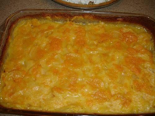 How to Make a Simple Potato Gratin