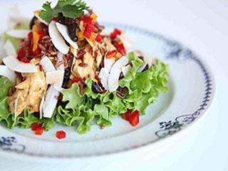 Coronation Chicken Salad Recipe | Salads | Pinterest
