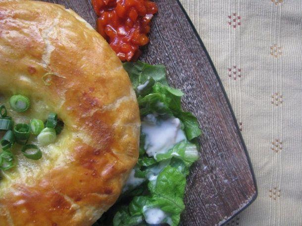 Curried Chicken Pot Pie from Serious Eats. http://punchfork.com/recipe ...